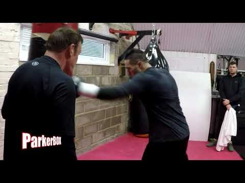 Joseph Parker - Fear Does Not Exist Within This Team - ParkerBOX 2018