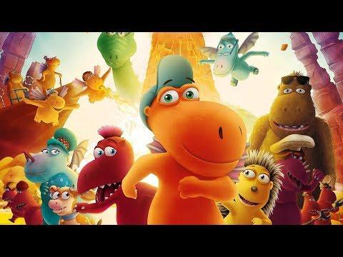 Смотреть мультфильм маленький дракон кокоша
