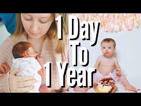 A Year In The Life Of A Preemie