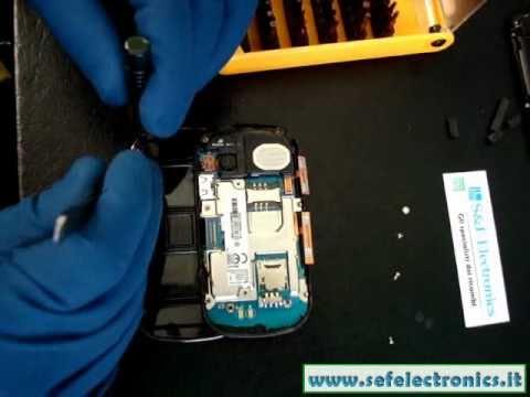 Riparazione Display LCD Samsung B3410