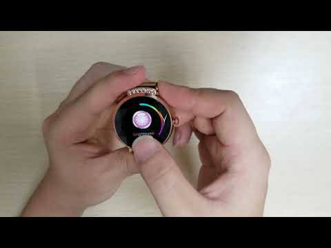 One Minute To Understand Female Smart Watch H2