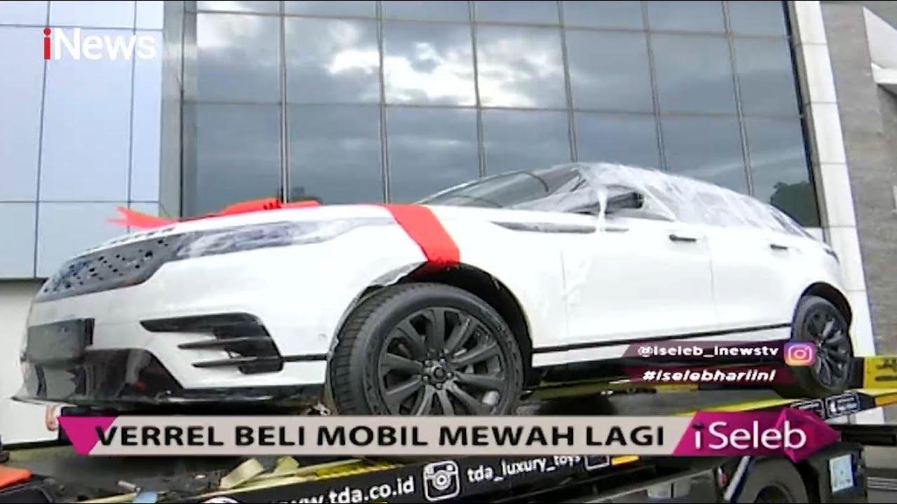 Verrel Bramasta Tunjukkan Mobil Mewah Asal Inggris Yang Baru Dibeli Seharga Rp2 M Iseleb 29 01 Youtube