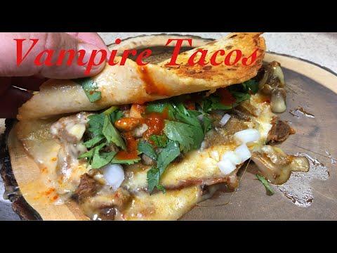 Vampire Tacos (Tacos Vampiros)