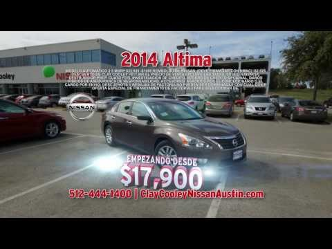 Clay Cooley Nissan Austin >> For Our Spanish Friend Clay Cooley Nissan Austin Youtube