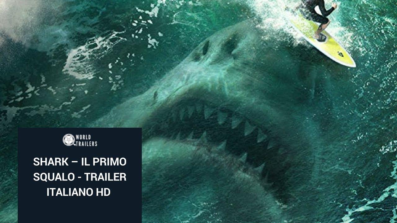 SHARK – IL PRIMO SQUALO - Trailer Italiano HD - YouTube
