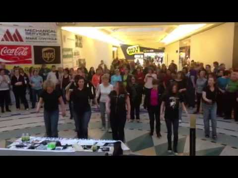 Terminal Reaction Line Dance with Studio Fit Maine