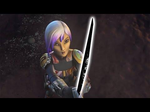 Star Wars Rebels: Sabine Gets Some Big Upgrades in Season 3 - Star Wars Celebration 2016