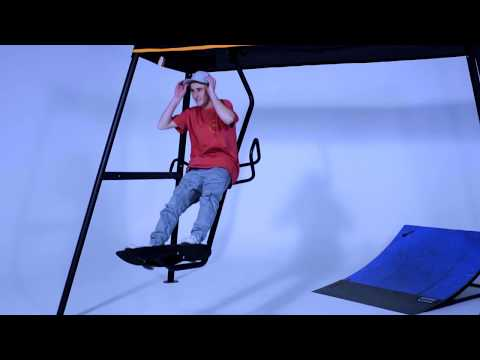 Vuly 360 swing set – Let's try some tricks