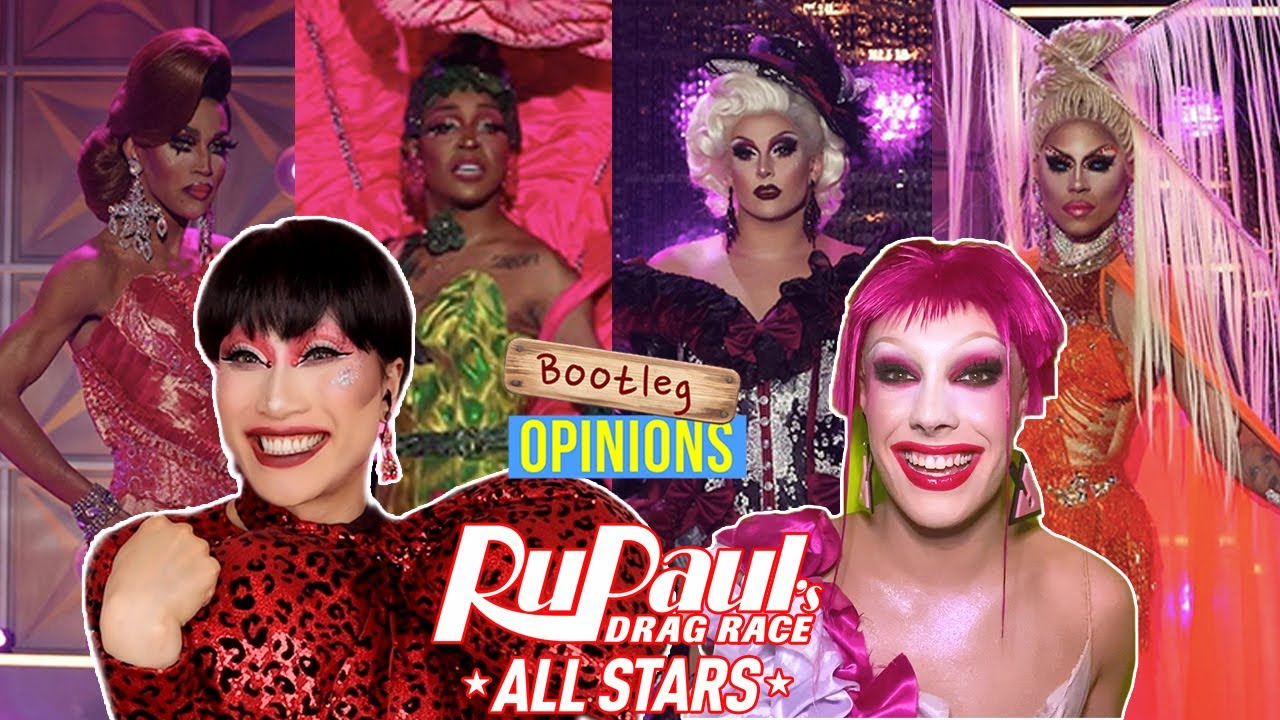 """All Stars 6 x Bootleg Opinions: Episode 4 """"The Frill Of It All!"""" with Etcetera Etcetera!"""