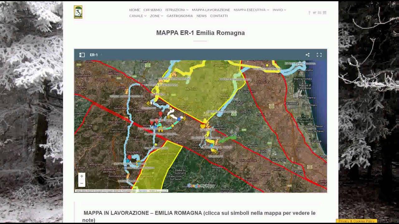 MAPPE DA WIKILOC SCARICARE