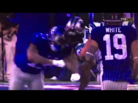 Odell Beckham Jr vs Josh Norman Helmet To Helmet Hit Gets 1 Game Suspension