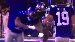 Odell Beckham Jr vs Josh Norman Helmet To Helmet Hit Gets 1 Game Suspension