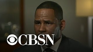 R Kelly was unhinged in interview with Gayle King columnist says