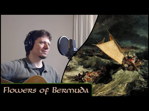 Flowers of Bermuda - Michael Kelly - (Stan Rogers cover)