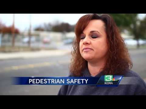 Modesto mom hopes Facebook post fixes dangerous crosswalk