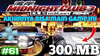 Midnight club 3 dub edition remix psp download high compress gameplay | game PPSSPP #61