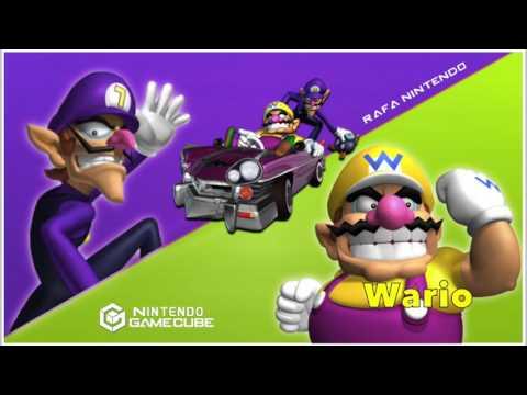 Mario Kart: Double Dash!! Waluigi & Wario Voices