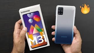 Samsung Galaxy M31s Unboxing & Review