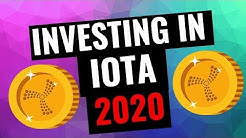Should You Invest in IOTA in 2020? [FULL REVIEW]