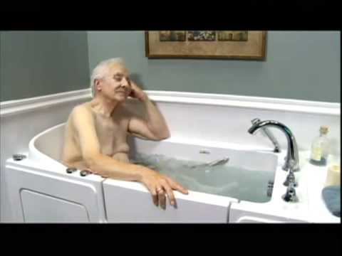 Walk In Tubs For Seniors, Who\'s the Best? - YouTube