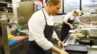 Kochkunst: Rolf Fliegauf ist der jüngste Zwei-Sterne-Koch Europas | euromaxx