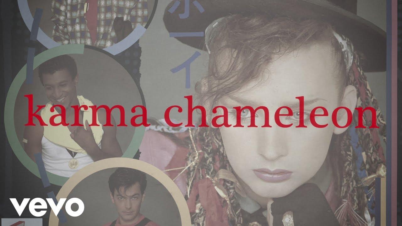 karma chameleon übersetzung