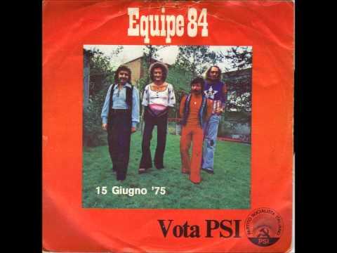 Equipe 84  12 Giugno 1975 (Clinica fior di loto spa)