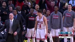 Dallas Mavericks at Chicago Bulls - January 1...