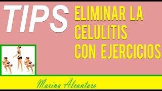 Eliminar La Celulitis: Como Eliminar La Celulitis Con Ejercici…