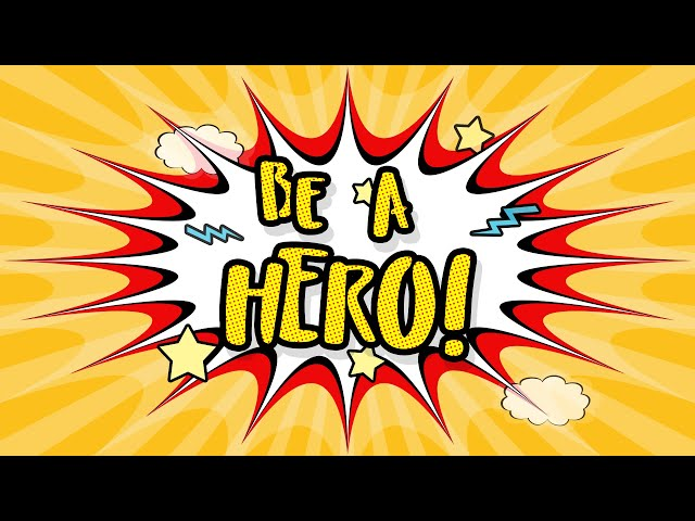 Unstoppable Kids | BE A HERO! Series | Coming Monday 23rd March