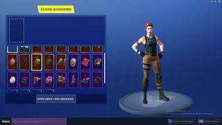Swap Fortnite ACC for/Skull Troper or Christmas Skins with Sense