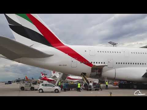 EMIRATES A380 & 777-300ER Economy Class Review