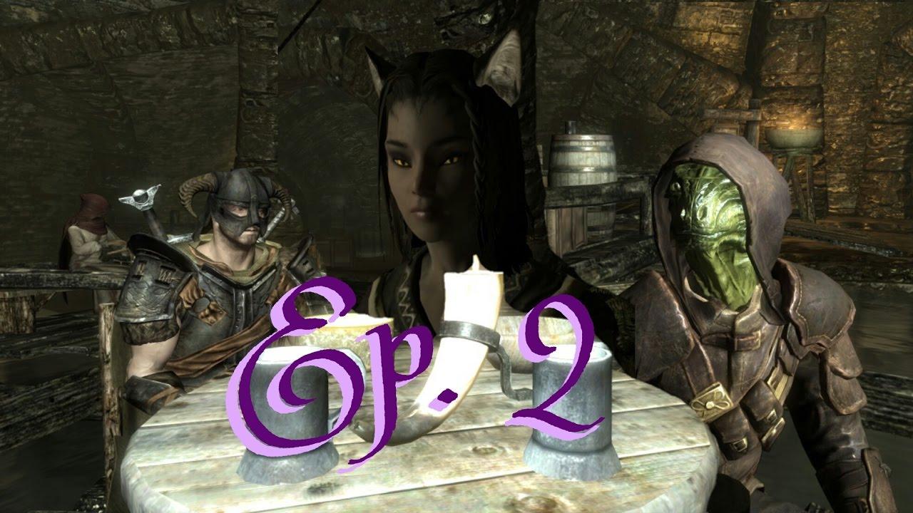 Skyrim Quest Mods: M'rissi's Tails of Troubles (Part 2)