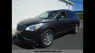 2017 Buick Enclave Leather (El Paso, Texas)