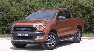 Ford Ranger Double Cabine 3.2 TDCi 200 4x4 Wildtrack 2016
