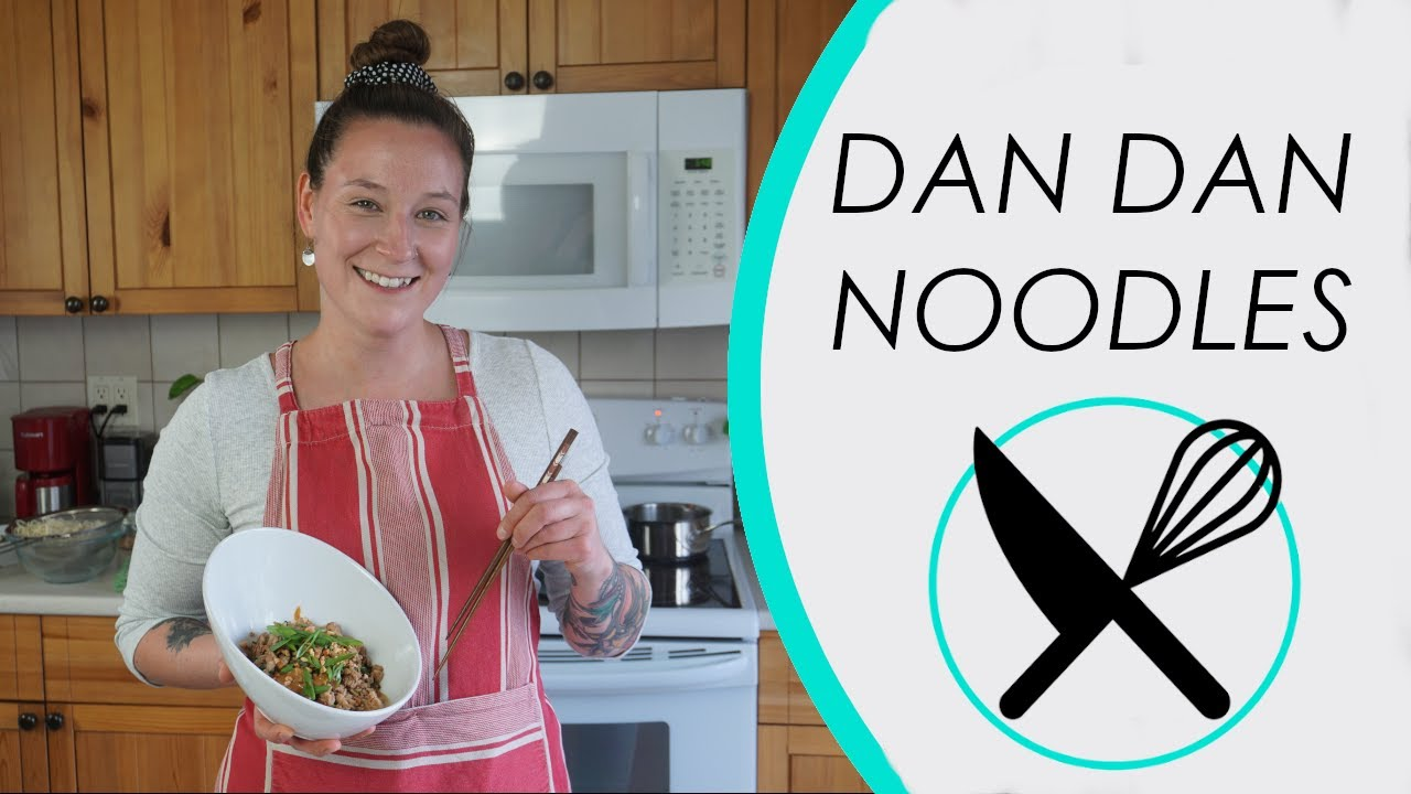 Dan Dan Noodles Recipe - Better than take out in under 30 minutes!