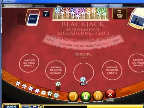 Video Blackjack online mit freunden