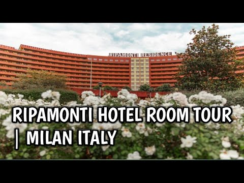 Ripamonti Residence Hotel Room Tour | Milan Italy