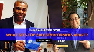 The Reid Method Insider Podcast: What Sets Top Sales Performers Apart? - With  Anthony Santangelo