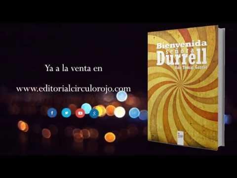 Bienvenida Sra. Durrell (Booktrailer) - Editorial Círculo Rojo