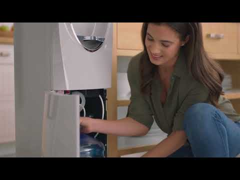 Lumina Bottom Load Water Dispenser | ReadyRefresh By Nestlé