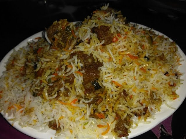 How to make spicy Beef biryani (Masaladar biryani with home made masala simple & easy Recepie)
