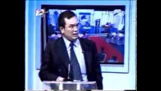 Capres RI 2004 part 2 - Dr. Sofjan S. Siregar MA