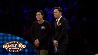 Berapa total poin yang diperoleh Tim Sekuter? - PART 4 - Family 100 Indonesia