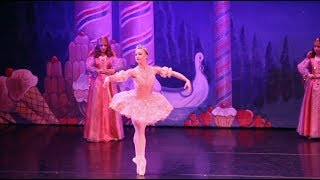 Maine State Ballet: Becoming the Sugar Plum Fairy