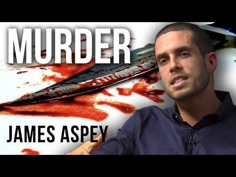 WE MURDER ANIMALS TO EAT - Vegan Activist James Aspey