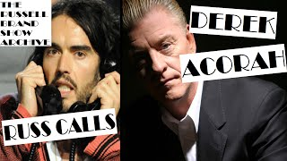 Derek Acorah Interview | The Russell Brand Show