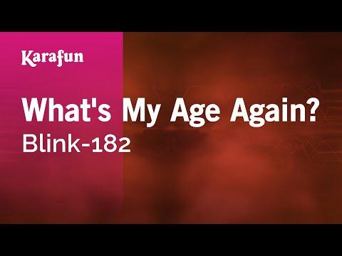 Karaoke What's My Age Again? - Blink-182 *