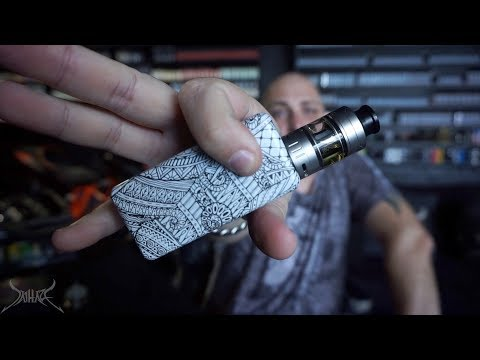 Aspire Puxos & Cleito Pro Starter Kit Review and Rundown   Lightweight and 2x700 Compatiable