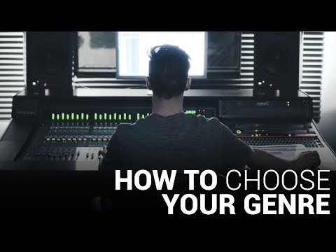 HOW TO CHOOSE YOUR GENRE!
